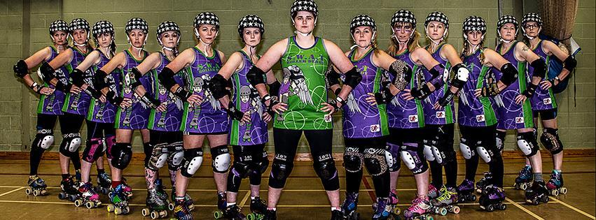 S*W*A*T Roller Derby (South West Angels of Terror)